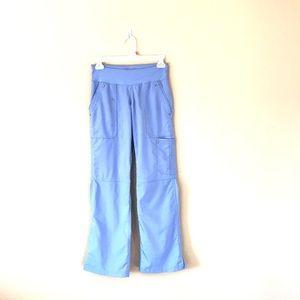Purple Label Ceil Blue Scrub Pants